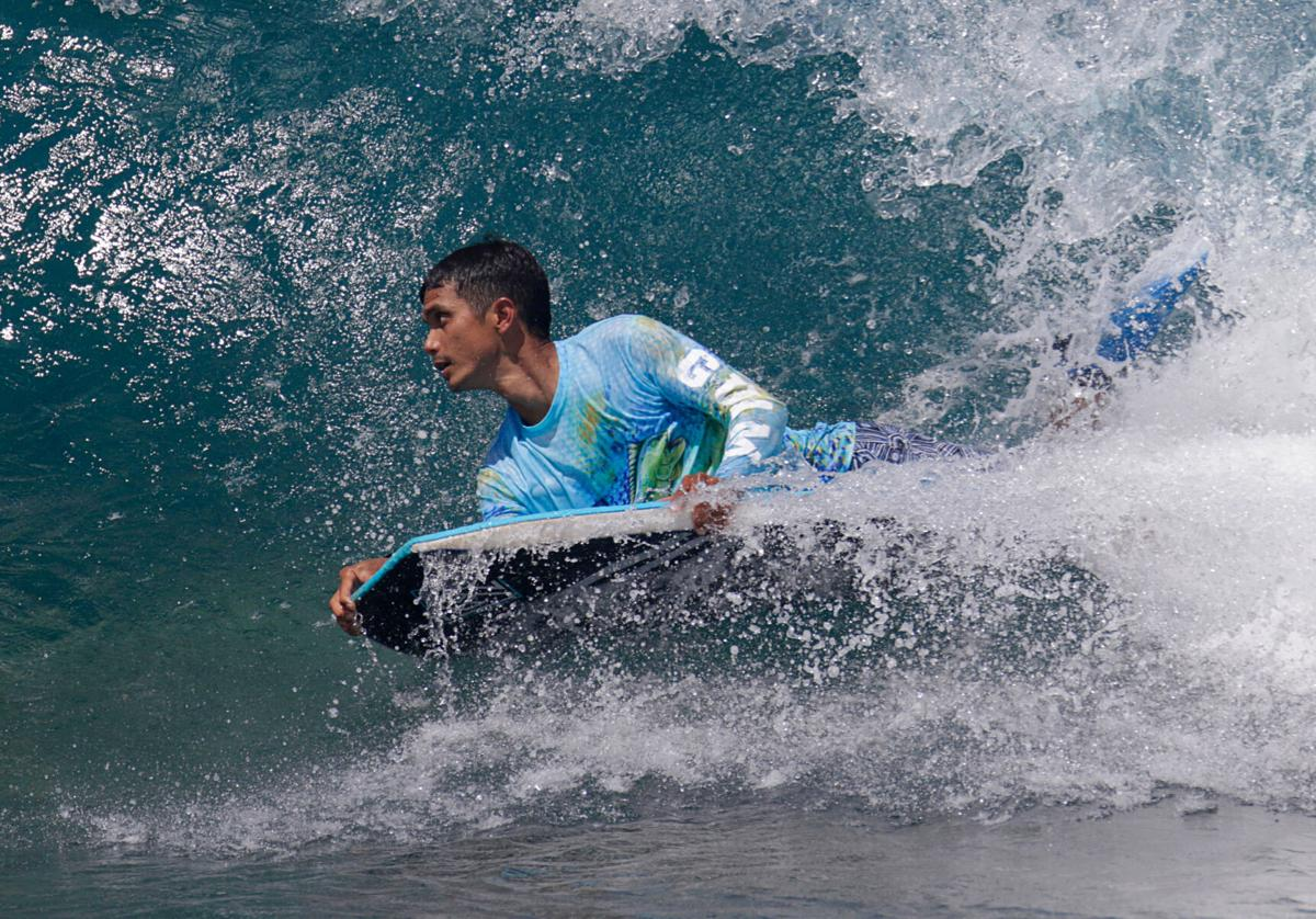 Surfing, sunshine, and exercise: A healthy combination