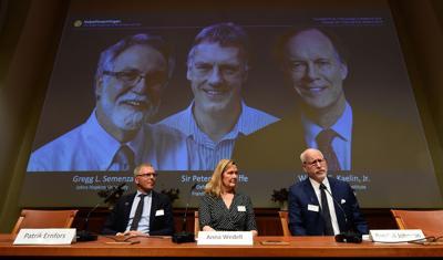 Nobel awarded for medical breakthrough