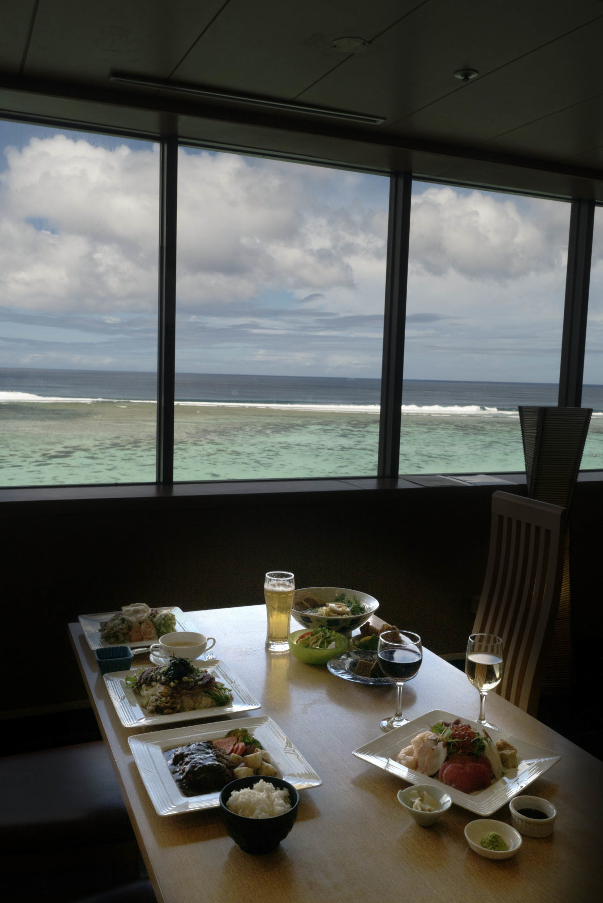 Guam Reef debuts two revamped restaurants
