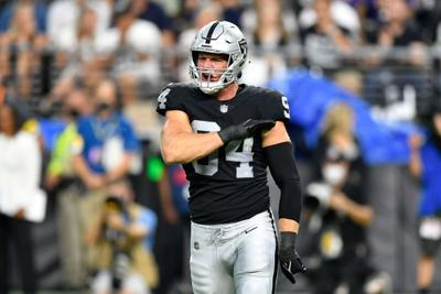 Carl Nassib's debut as an openly gay NFL player is a big deal