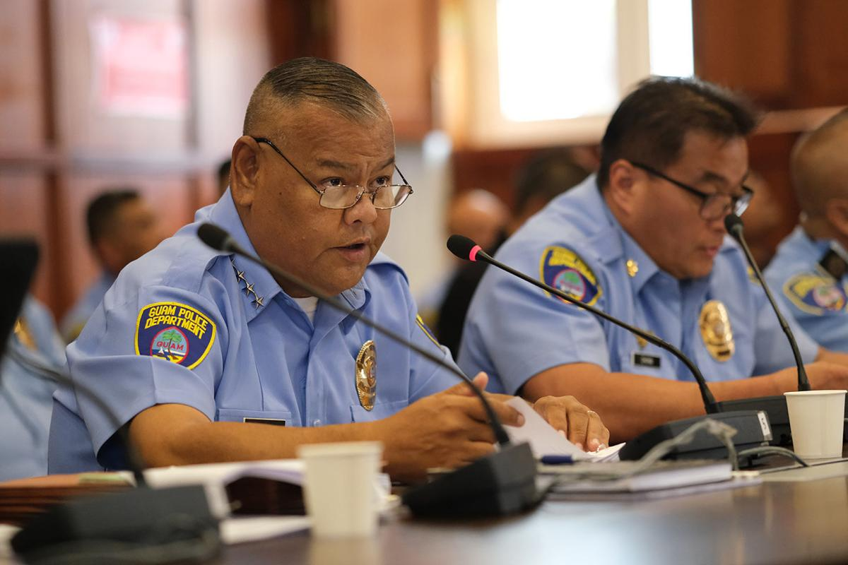 GPD chief: 504 officers required, but precincts have 126