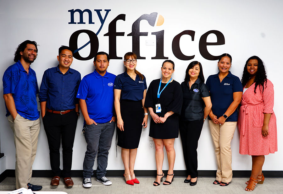 My Office Offers Co Working Space For Community Guam
