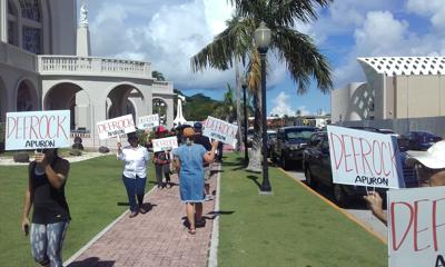 Page 7 - Protests continue strong in light of Apuron statement