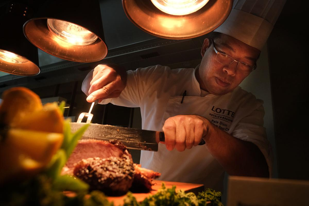 Celebrate your senses at the Lotte Resort Island Dinner Show