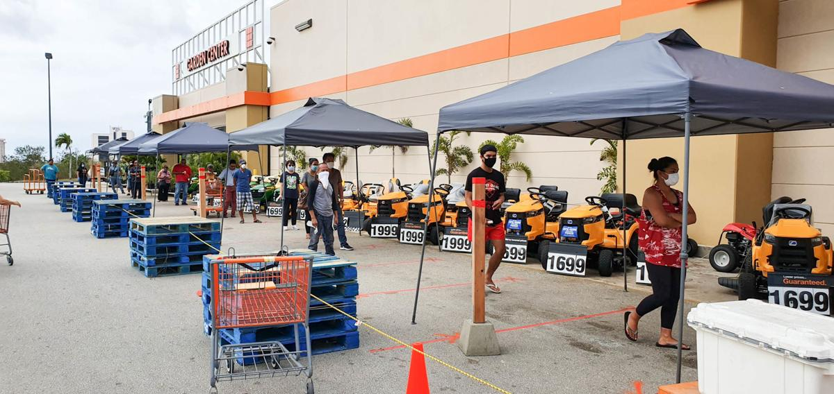 Home Depot to designate 1 hour Sundays for manåmko'