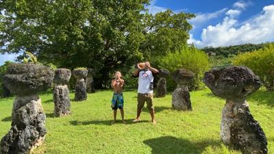 780 CHamoru remains reburied in Saipan, honored in Guam
