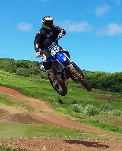 Monster Energy motocross churns up dirt