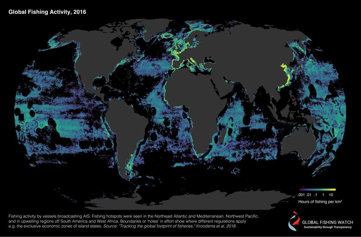 New maps show massive imprint of fishing