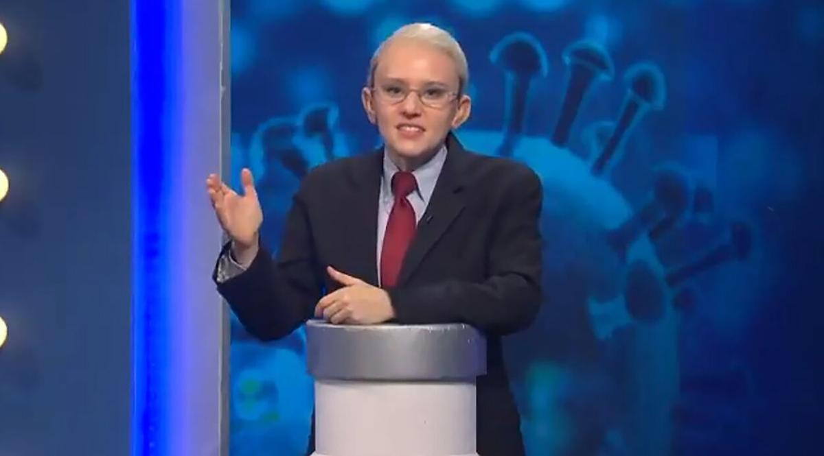 'Saturday Night Live' dreams up a Fauci-hosted game show where contestants vie for the vaccine