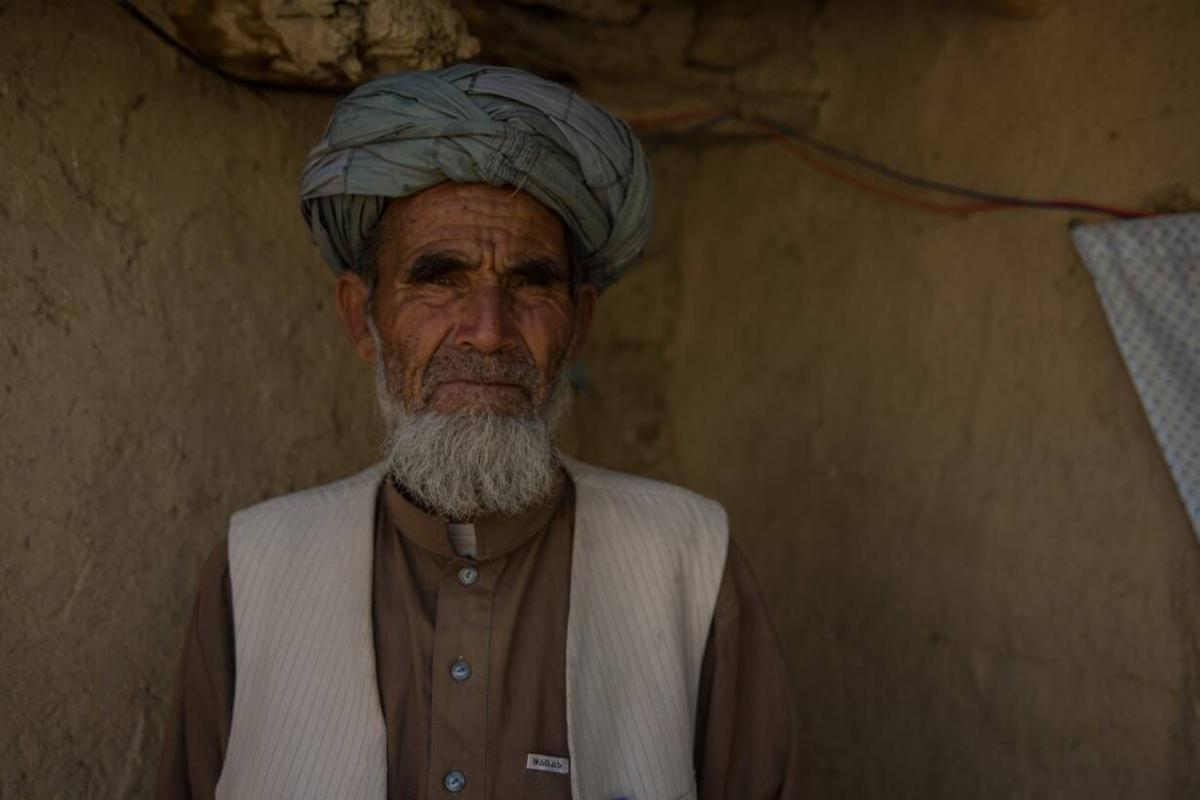 Made worse by tree loss, flooding forces migration in Afghanistan