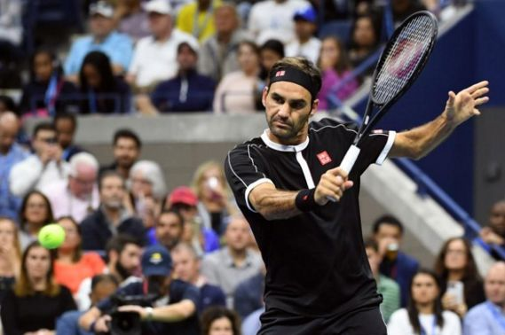 Federer survives Nagal at US Open