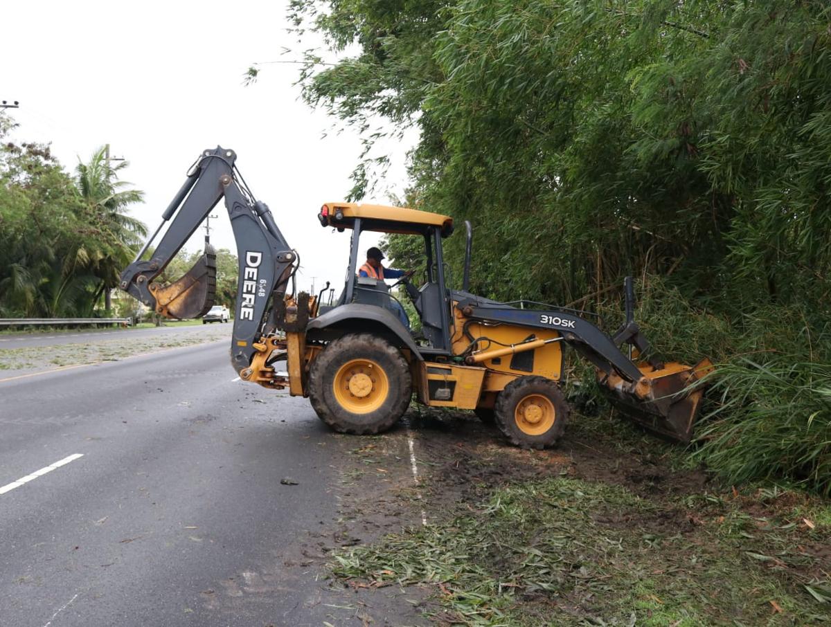 Tropical Storm Maria update-