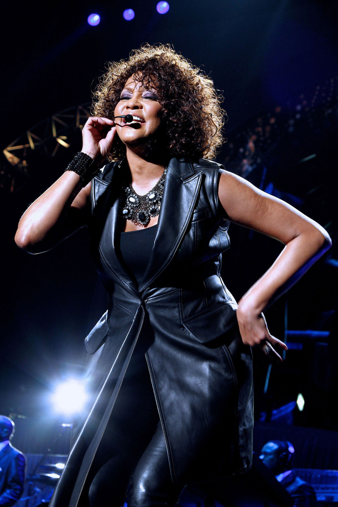 Whitney, Notorious B.I.G. lead diverse class for Hall of Fame