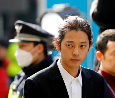 K-pop singer gets 6 years for rape