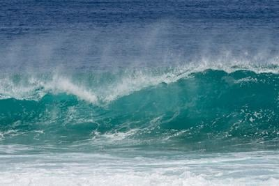 Inexperienced swimmers urged to stay out of the water; hazardous surf advisory in effect