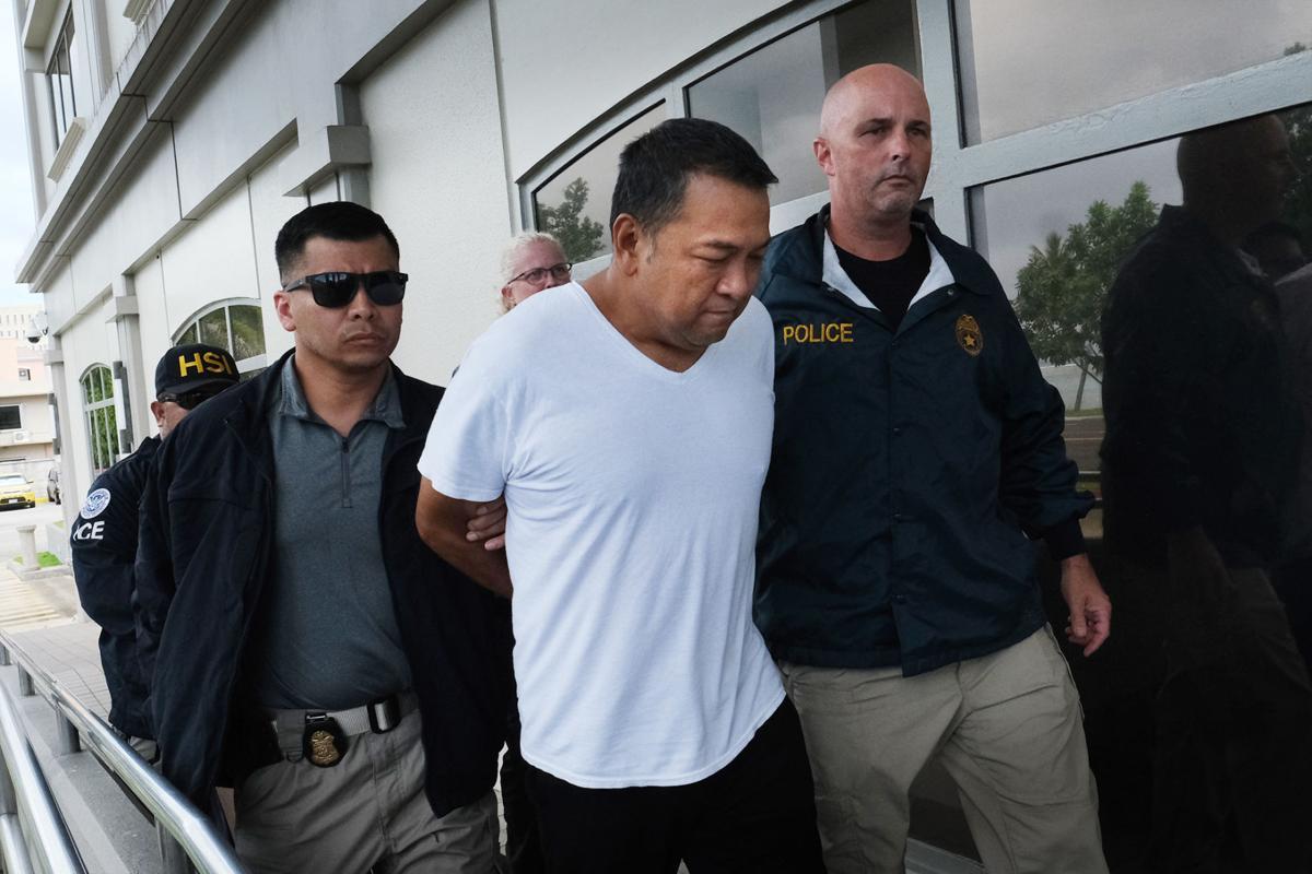 (No. 1) FBI investigation topples Yona mayor