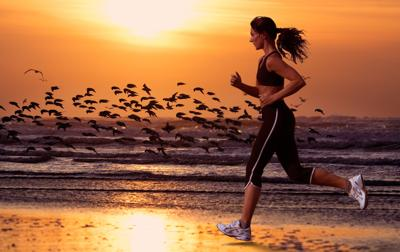 Study: Running once a week lowers risk of early death