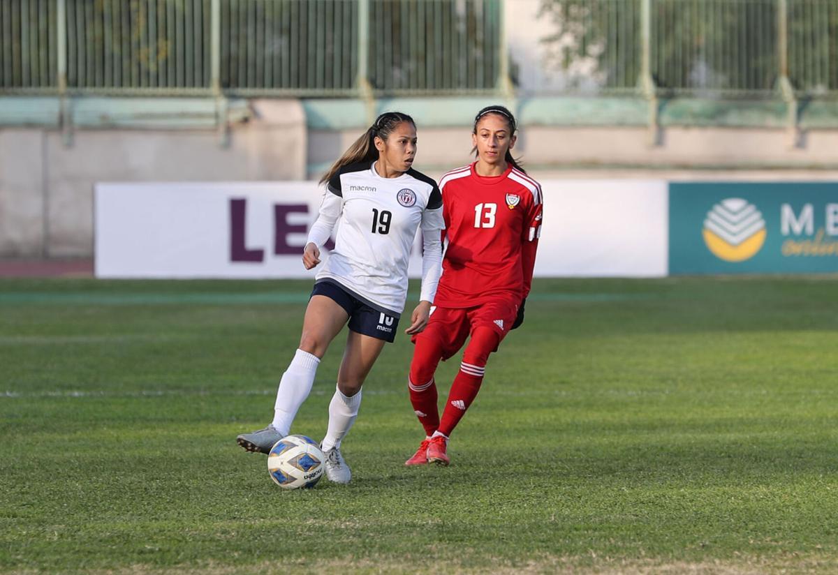 UAE slips past Masakåda 2-1 in AFC return