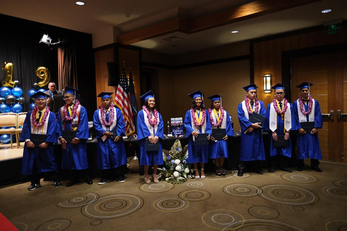 9 seniors graduate from Temple Baptist Christian School
