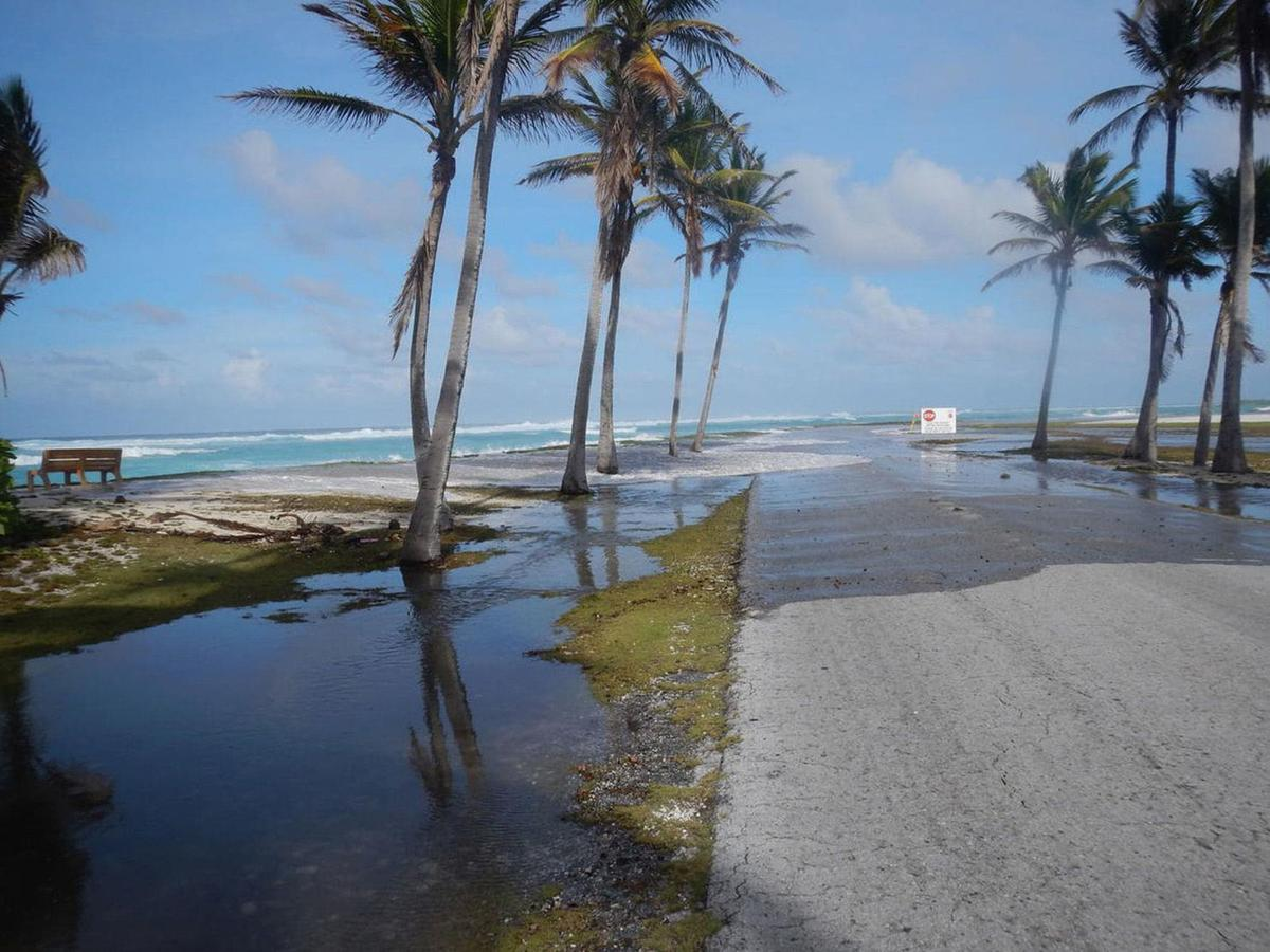 Study: Climate change could make thousands of islands 'uninhabitable' soon