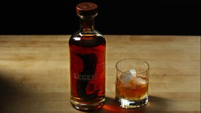 Legent bourbon from Beam and Suntory houses blends traditions and flavors