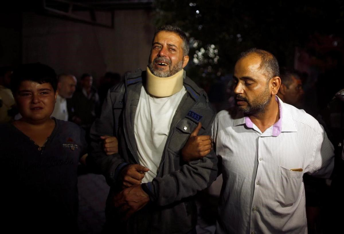 Seven killed as Israel destroys tunnel under Gaza border