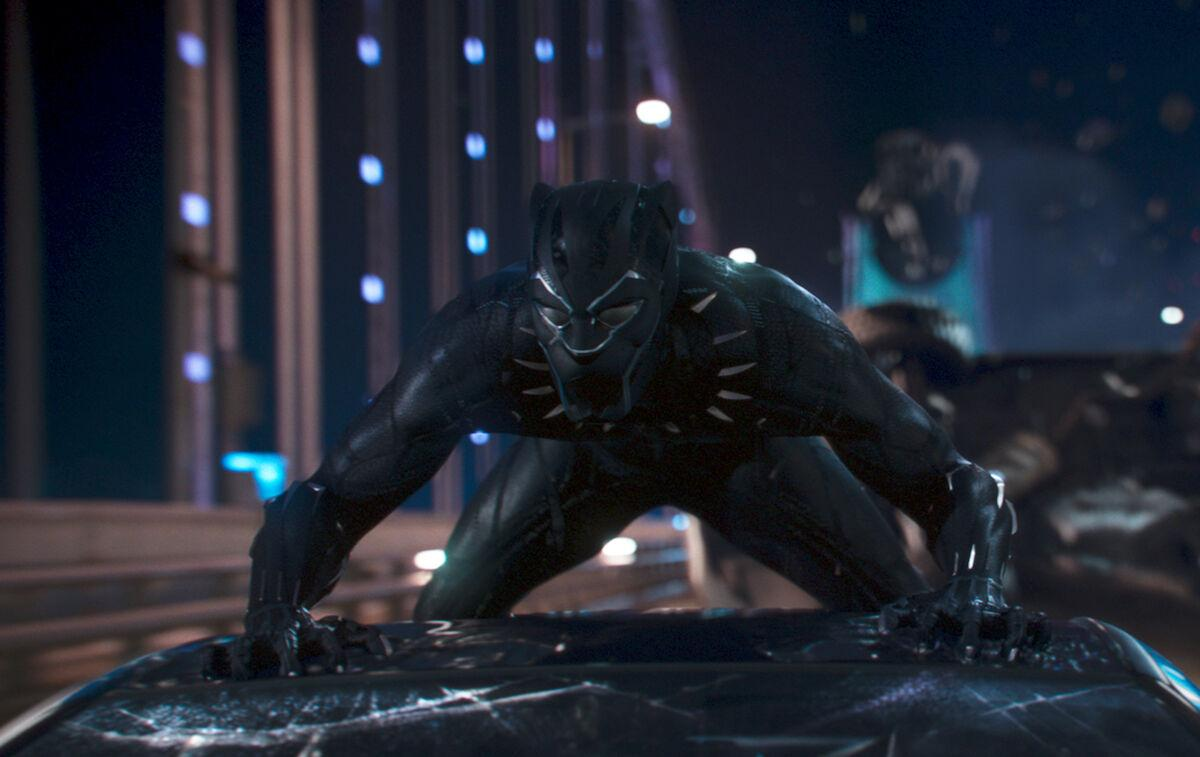 'Black Panther' and 'Captain Marvel' sequels reveal official titles as Marvel highlights list of upcoming movies