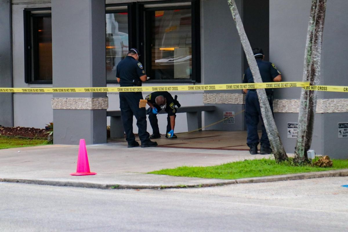 Ex-Marine killed in Tamuning fight; suspect taken in for questioning