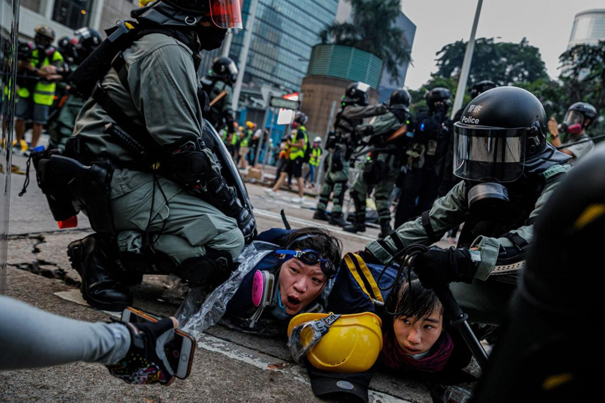 'Hong Kong is in a state of shock