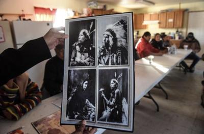 Descendant of Wounded Knee commander seeks forgiveness