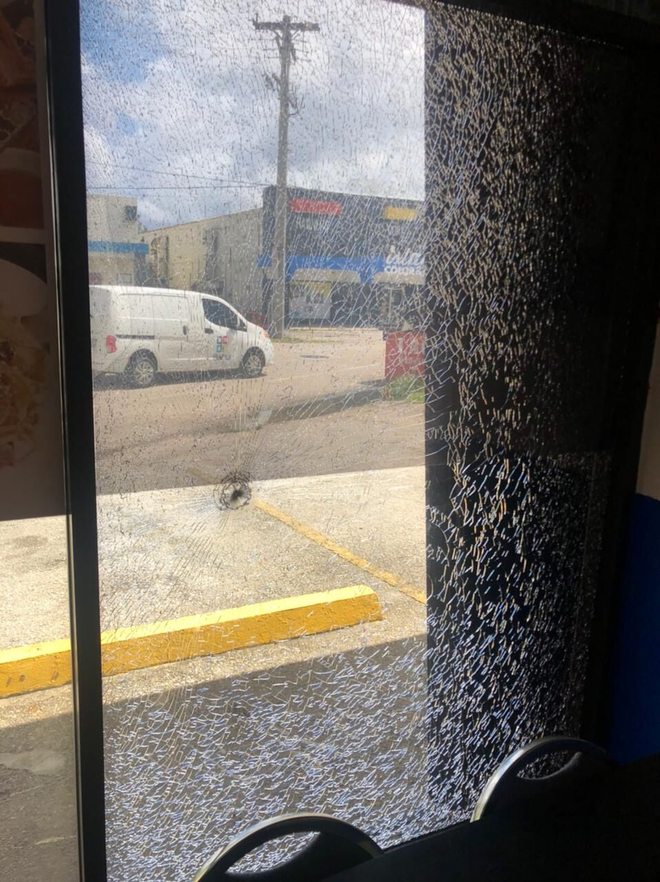 Witnesses say shots fired at Tamuning building