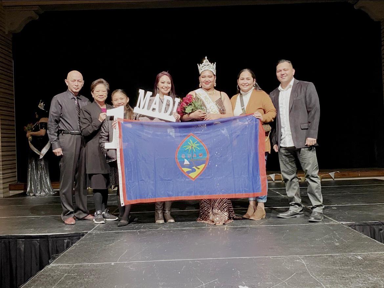 Cruz crowned National Miss Curvy 2020