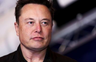 Musk shows off Tesla's fastest car yet