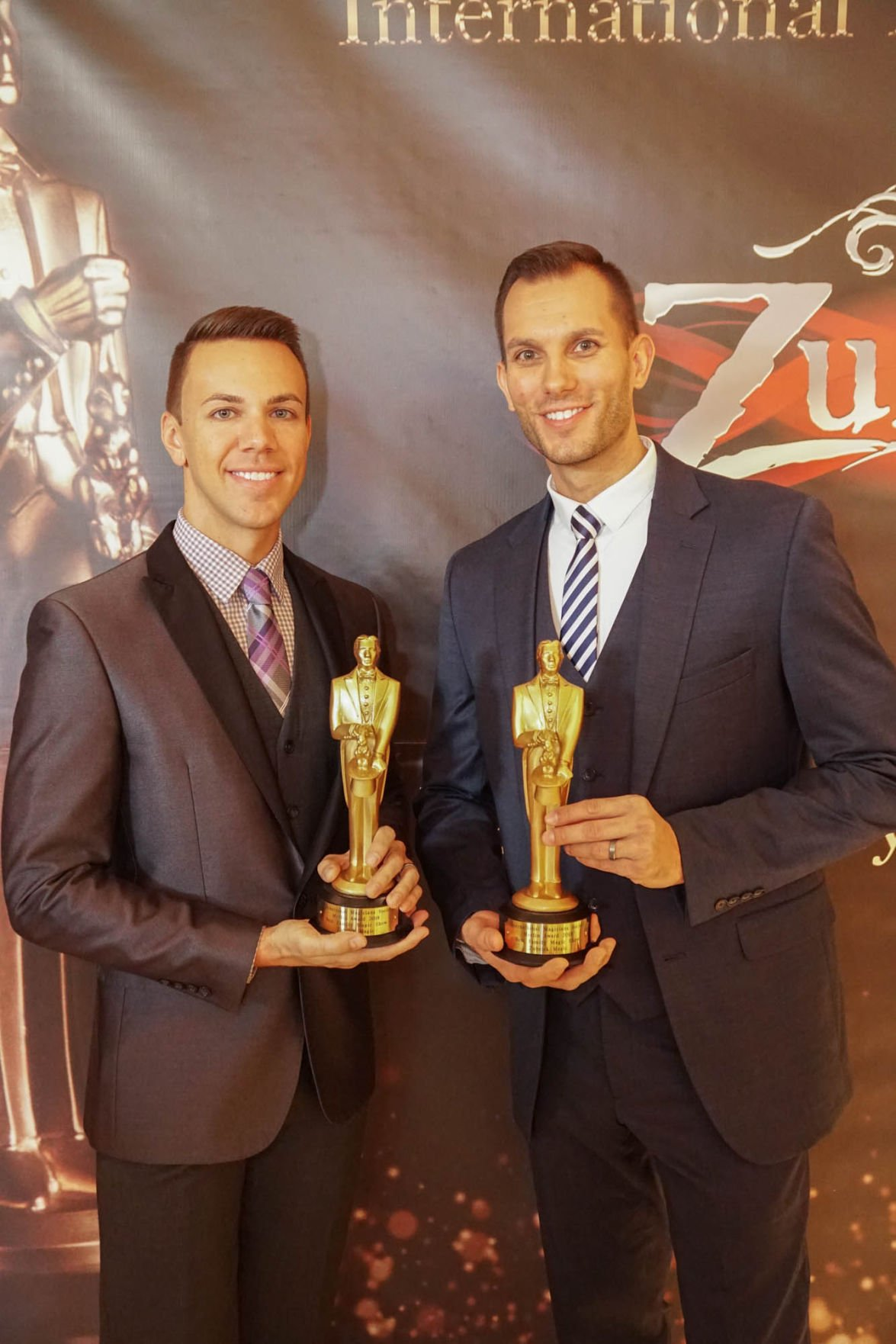 'Zubrick' show wins 'Oscar of Magic'