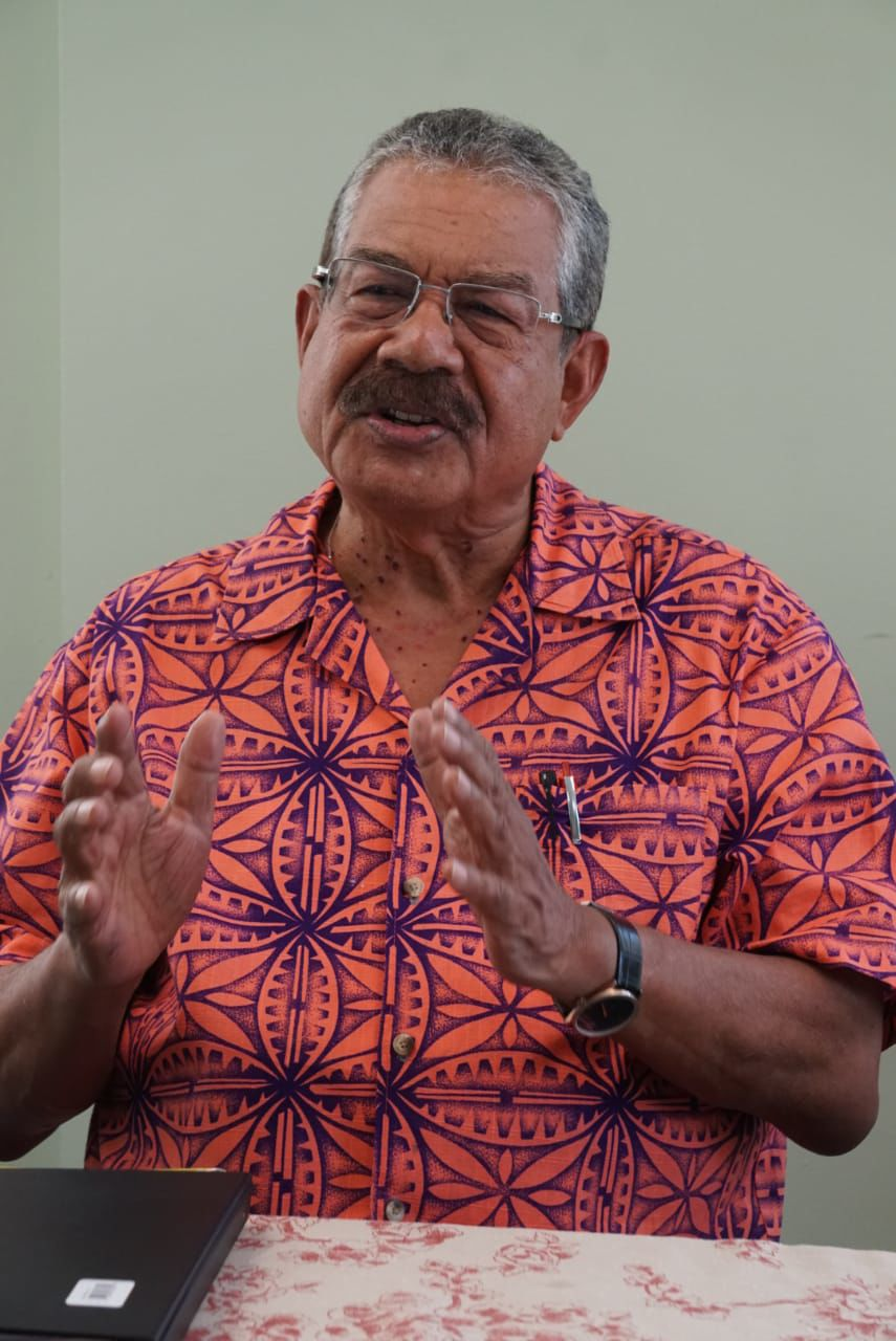 Former Palau president: Compact 'the best deal'