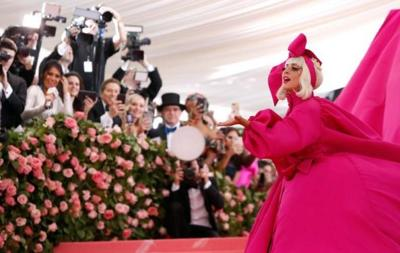 Lady Gaga tries to channel 'fury into hope'