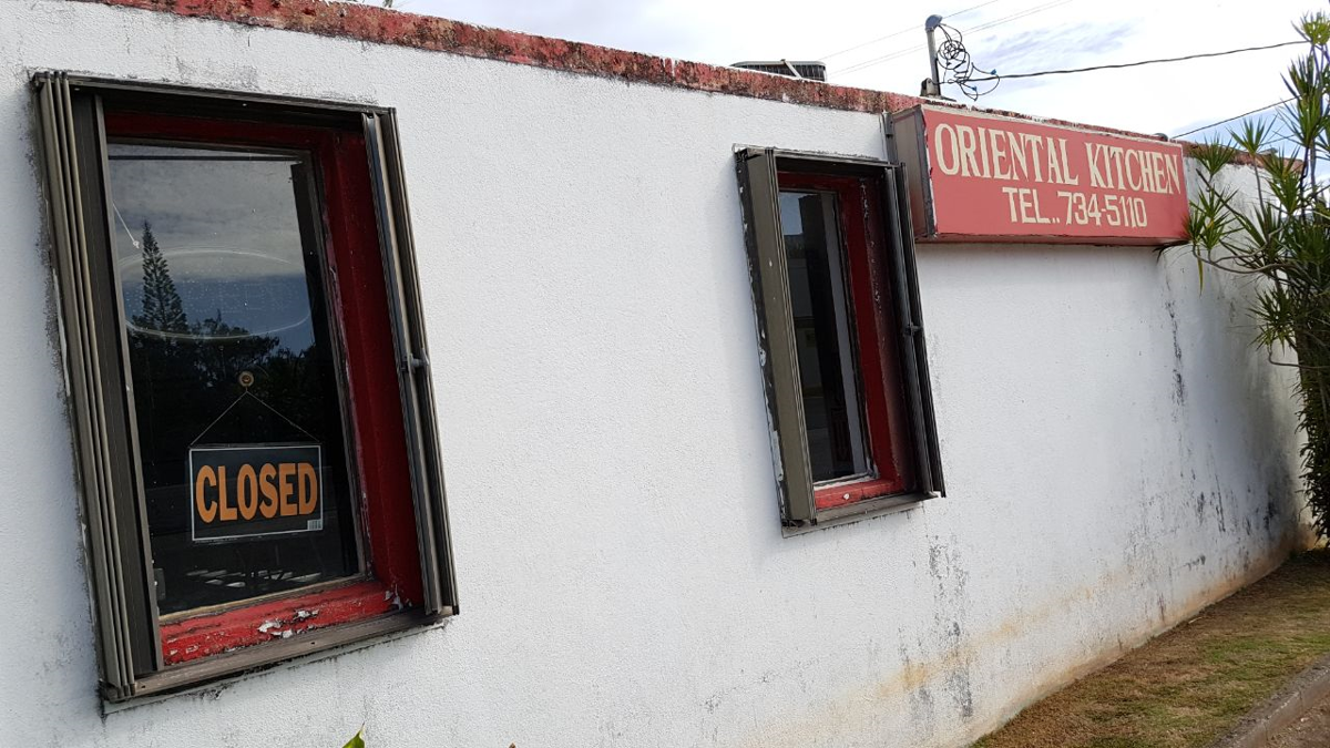 Oriental Kitchen closes; Wendy\'s Barrigada reopens after inspections ...