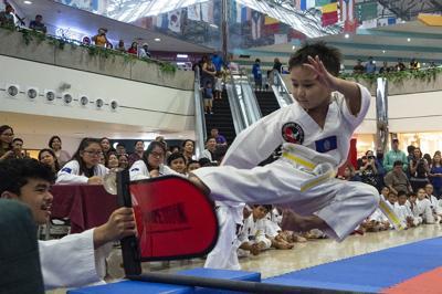 Flying Side Kick tourney highlights martial arts
