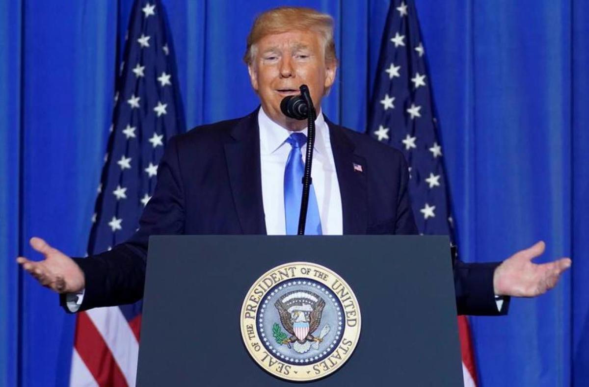 Trump response to memo leaks worry allies