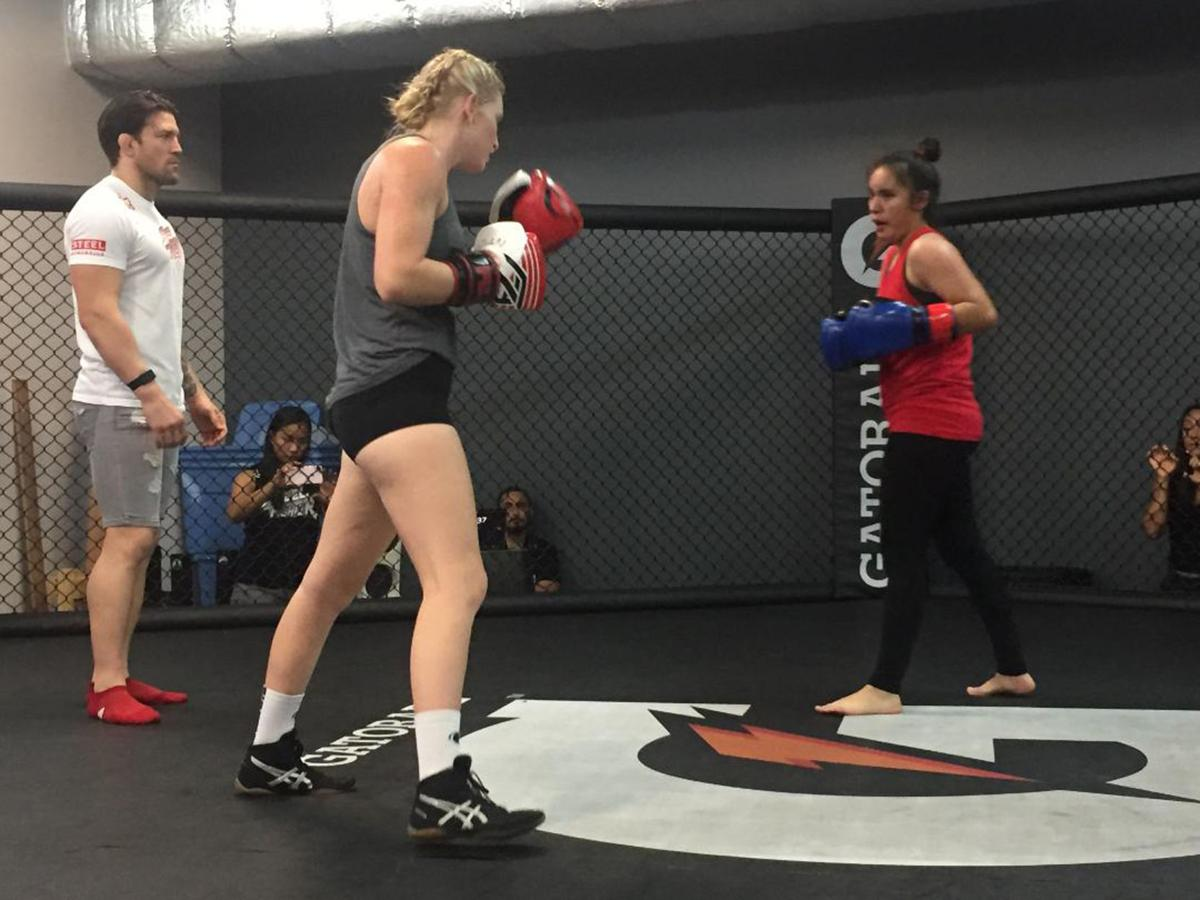 Glorified Sparring V raises over $1K for Salvation Army Guam