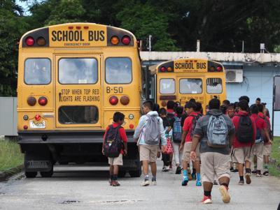 DPW needs 189 school bus drivers