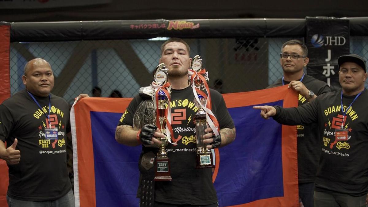MMA returns to Guam stage