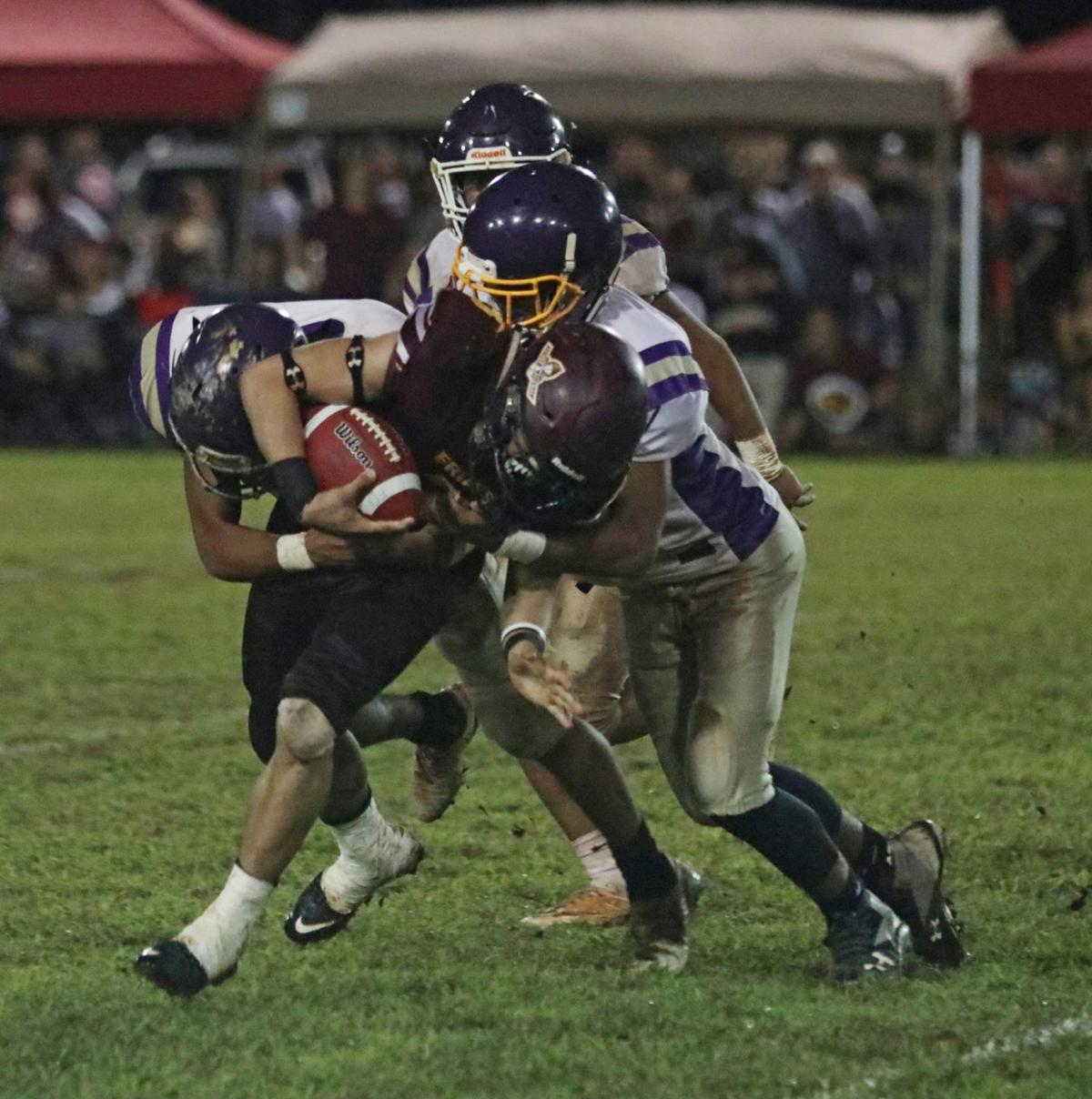 Young Geckos to face 4-time defending FD Friars Friday PIC 5