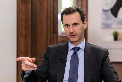 Syria's Assad got a big boost from US, Turkey