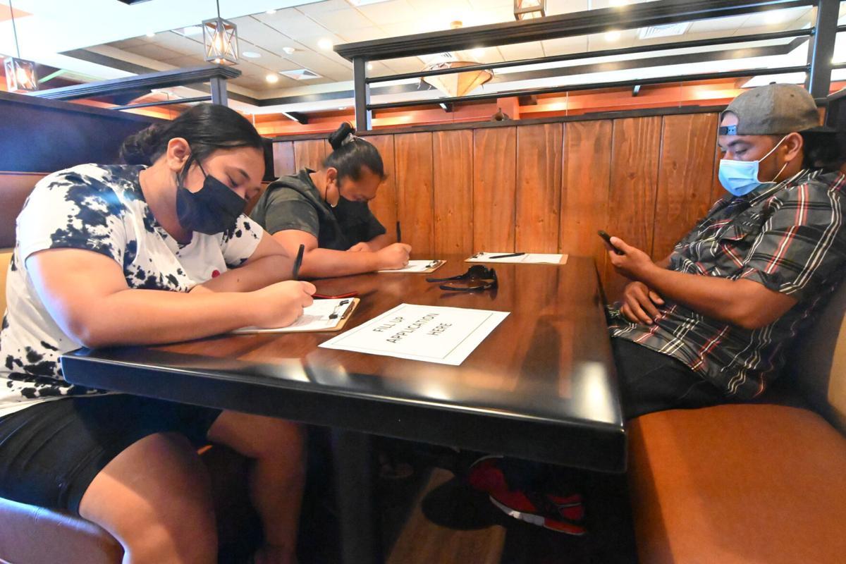 LongHorn Steakhouse holds job fair