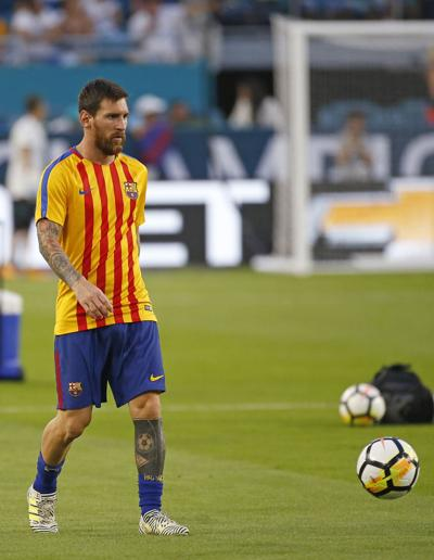 No Messi, no thanks: The challenges of staging a soccer friendly