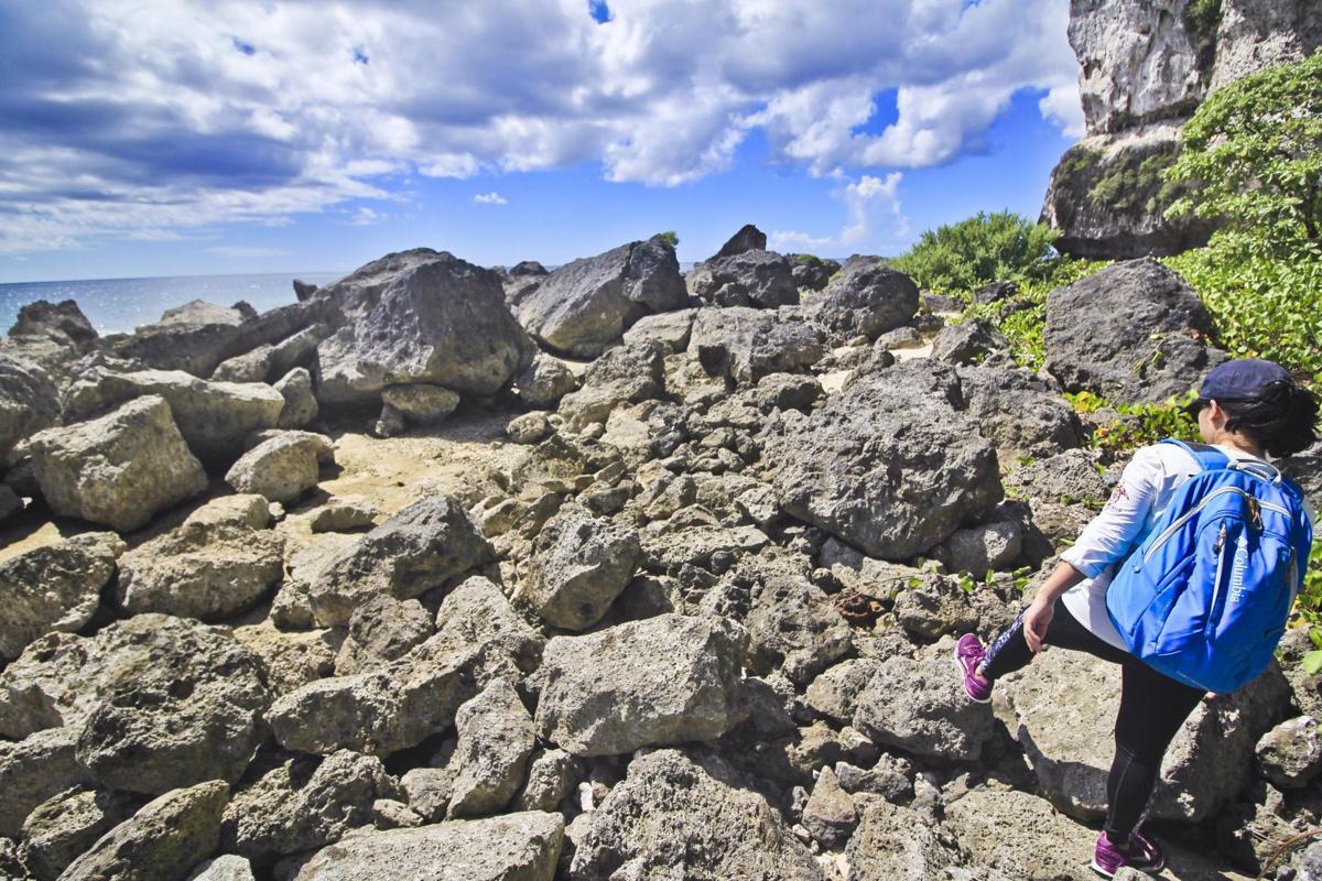 Explore a CHamoru legend by the sea