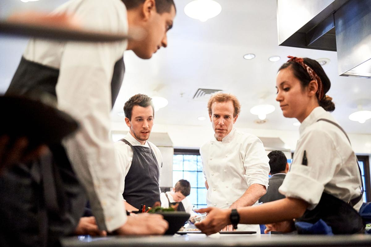 New York restaurant sets standard for American fine dining