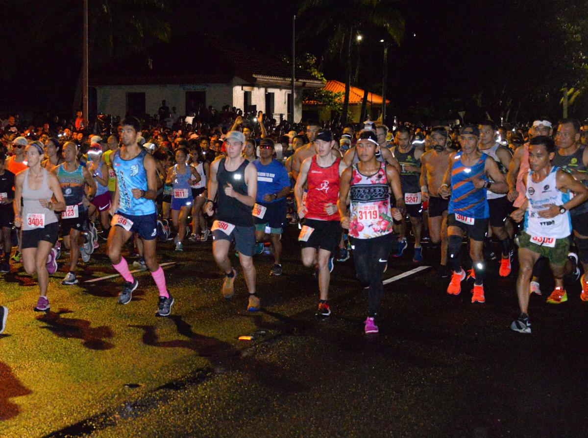 Kick the Fat Saturday; watch for road closures