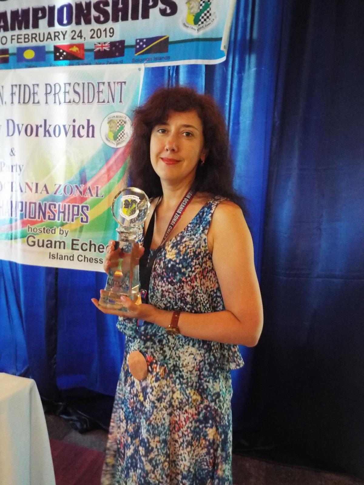 Illingworth, Ryjanova win Oceania Zonal Chess Championships